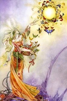 stephanie law_dreamscapes3_tarot_the empress_med