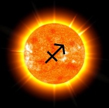Sun in Sag
